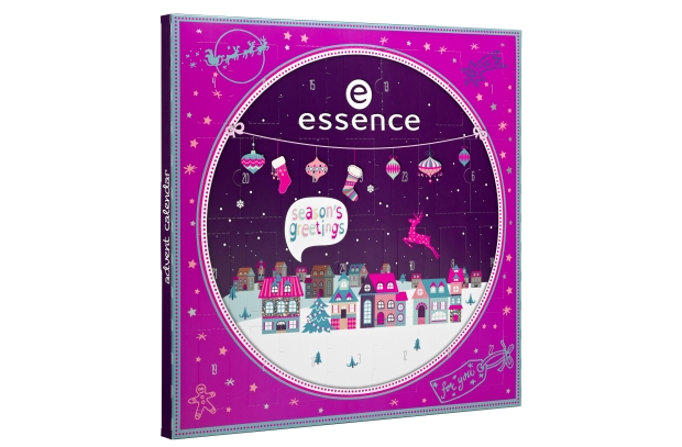 essence Adventskalender 2015
