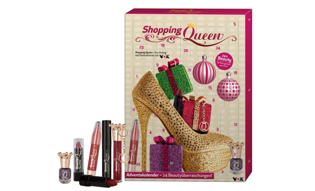 Shopping Queen Kosmetik Adventskalender 2015