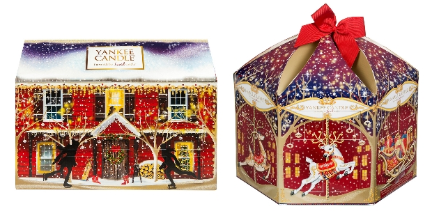 Adventskalender 2015 Yankee Candle