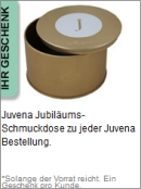 Gratis Geschenk von Juvena