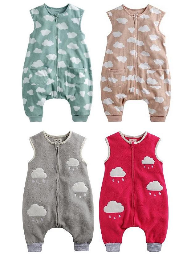 Wolken Schlafsäcke und mehr von Vaenait