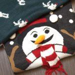 Weihnachtspullover von Asos