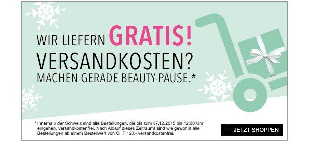 Rabatt auf deine Bestellung bei douglas.ch