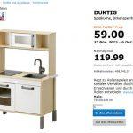 Ikea Duktig Kinderküche reduziert für kurze Zeit!