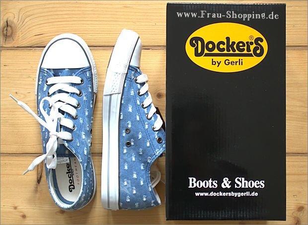 Keine Chucks von Dockers