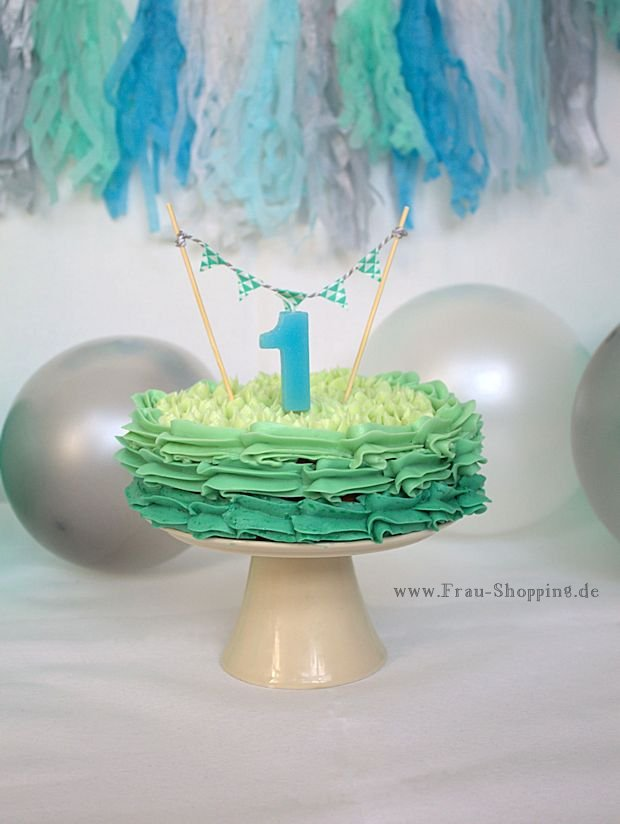 Der Smashcake zum 1. Geburtstag