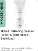 Gratis Geschenk von Alpha-H