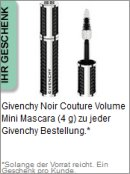 Gratis Geschenk von Givenchy
