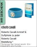 Gratis Geschenk von Cavalli
