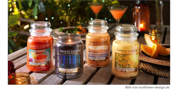Yankee Candle Sommer 2016 Warm Summer Nights