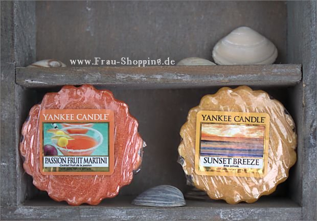 "Yankee Candle Sommer 2016 ""Warm Summer Nights"""