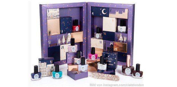 beauty und kosmetik adventskalender 2016. Black Bedroom Furniture Sets. Home Design Ideas