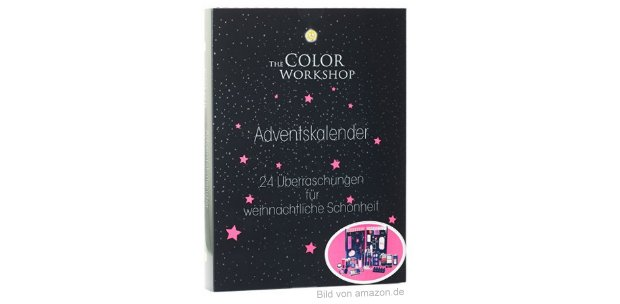 The Color Workshop Adventskalender 2016