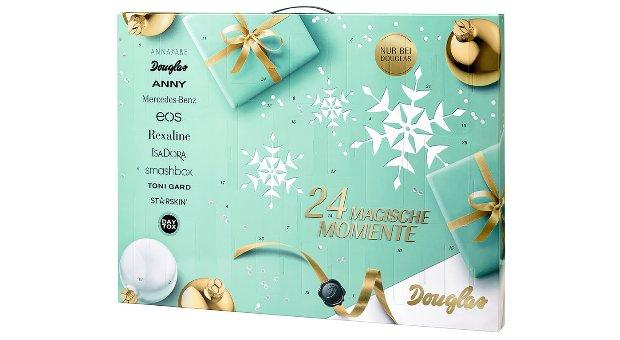 Adventskalender 2016 Douglas Eigen- und Exklusivmarken