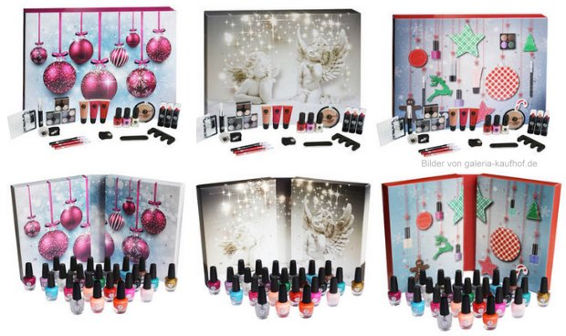 Emotions Beauty Adventskalender 2016