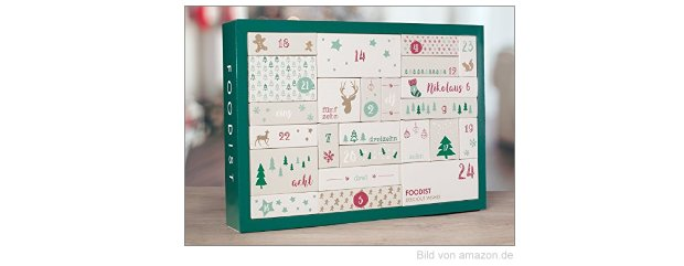 Foodist Adventskalender 2016