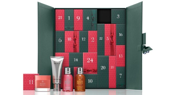 Molton Brown Adventskalender 2016