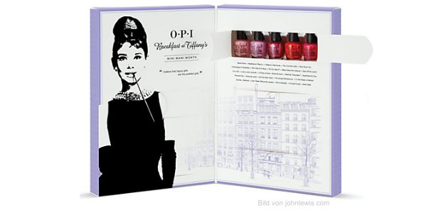 OPI Adventskalender 2016