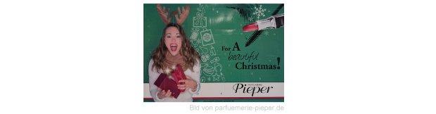 Parfümerie Pieper Adventskalender 2016