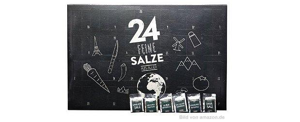 Salz Adventskalender 2016