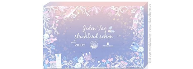 Vichy Adventskalender 2016