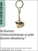 Gratis Geschenk von Burberry