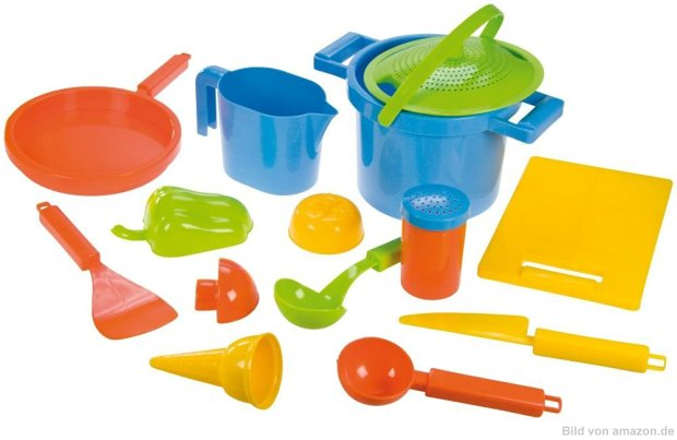 Quick-Tipp: Lena Sand-Set Kochen