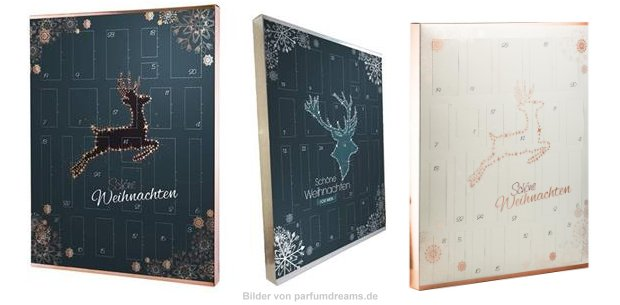 Parfumdreams Adventskalender 2016