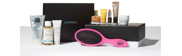 Lookfantastic Friday Beauty Box
