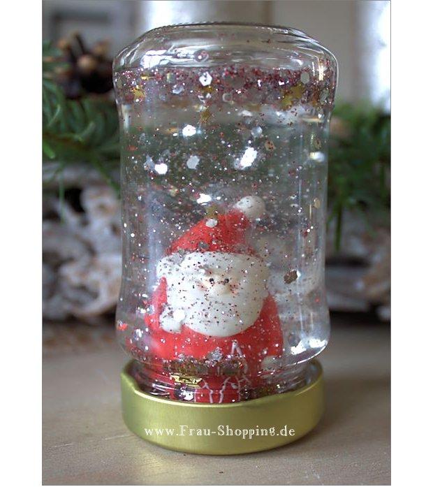 DIY: Schneekugel fürs Kind