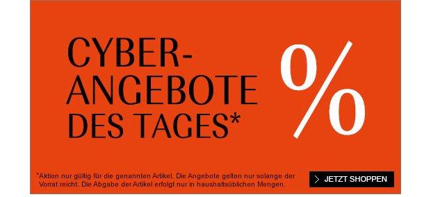 Cyber Angebote von Douglas.de