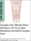 Gratis Geschenk von Douglas Hair