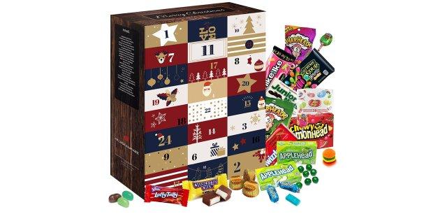 American Candy Adventskalender 2017