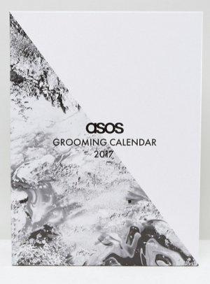 Asos Pflege/Männer Adventskalender 2017