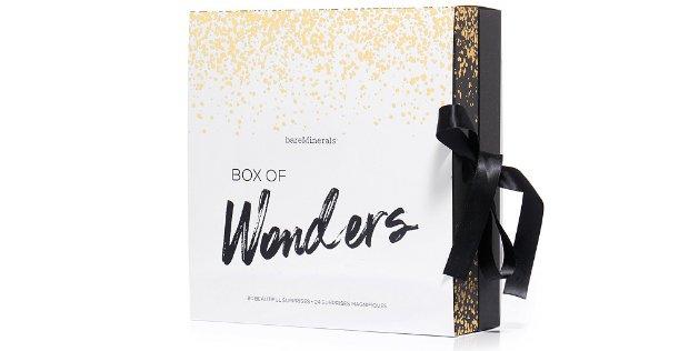 Bare Minerals Box of Wonders Adventskalender 2017