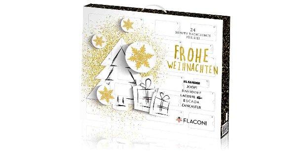 Flaconi Adventskalender 2017