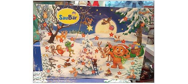 Saubär Adventskalender 2017