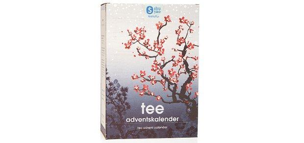Shuyao Tee Adventskalender 2017