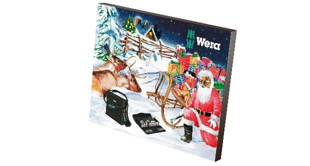 Wera Werkzeugkalender 2017