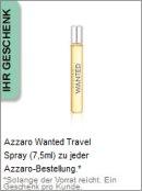 Gratis Geschenk von Azzaro