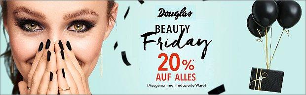 20% Rabatt auf douglas.de
