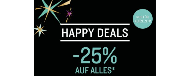 25% Rabatt bei Tom Tailor