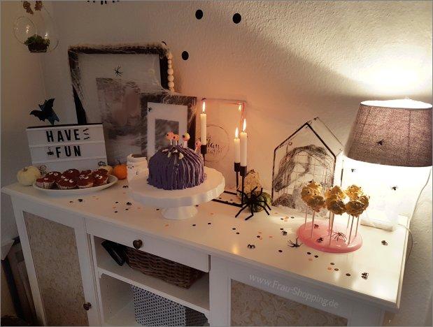 Lauter süße Halloween Sachen