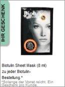 Gratis Geschenk von Biotulin