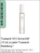 Gratis Geschenk von Trussardi