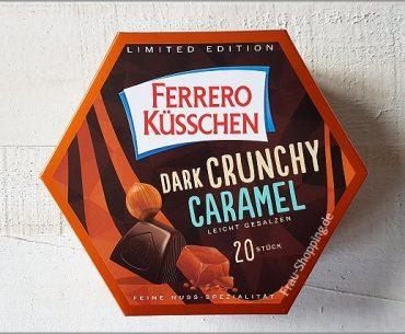 Ferrero Küsschen Dark Crunchy Caramell