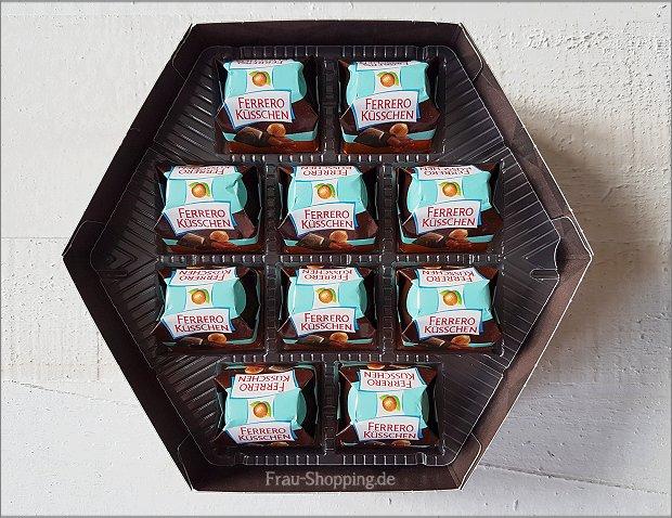 Ferrero Küsschen Dark Crunchy Caramel