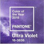 Pantone Farbe des Jahres 2018  – Ultra Violet