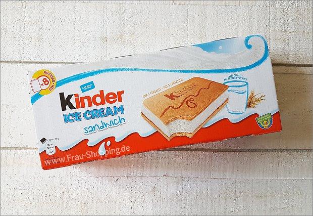 Kinderschokolade Sandwich