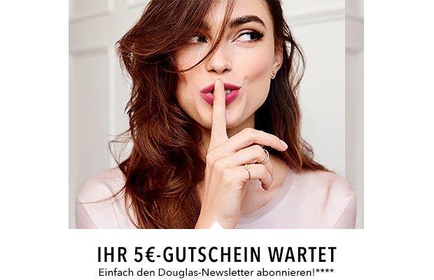5 Euro Rabatt auf douglas.de